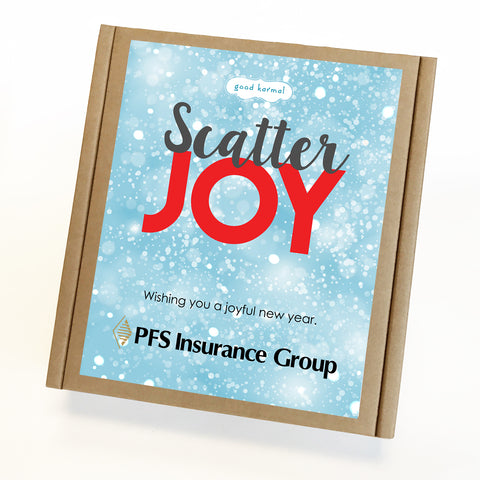 Scatter Joy Caramel Box