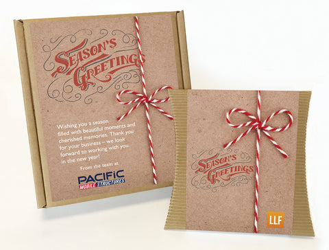 String Holiday Caramel Gift Packs