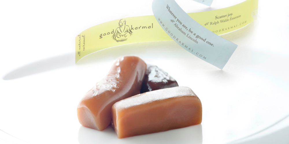 Salted Caramel with Fortunes