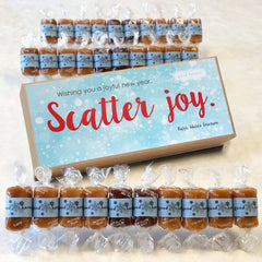 Scatter Joy Caramel Gift Box