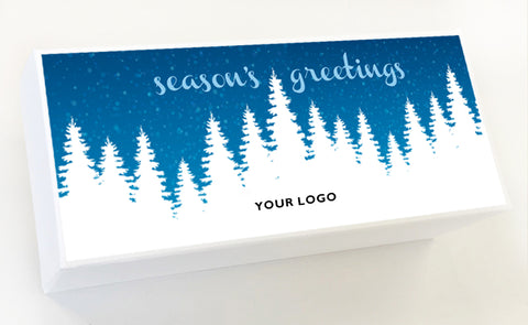 Treeline Seasons Greetings Holiday Caramel Gift