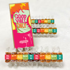 NEW! Caramel Gift Box - Good Vibes Only