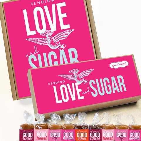 Caramel Gift Box - Love & Sugar