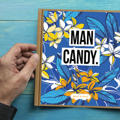 Caramel candy gifts and quotes for him