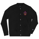 GorillaGang x Champion Embroidered Bomber Jacket