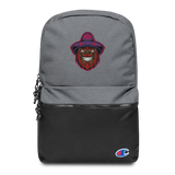 GorillaGang x Champion Embroidered Backpack
