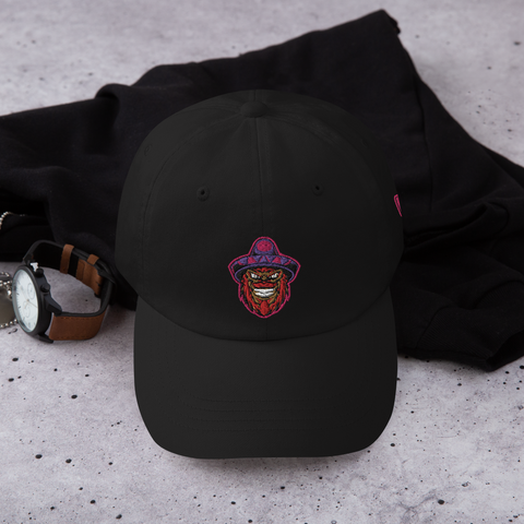 OG GorillaGang Dad Hat [Black Hat]