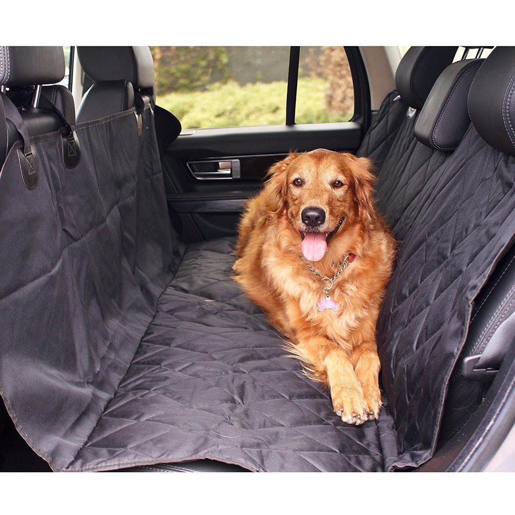 Back Seat Pet Cover - Omnia