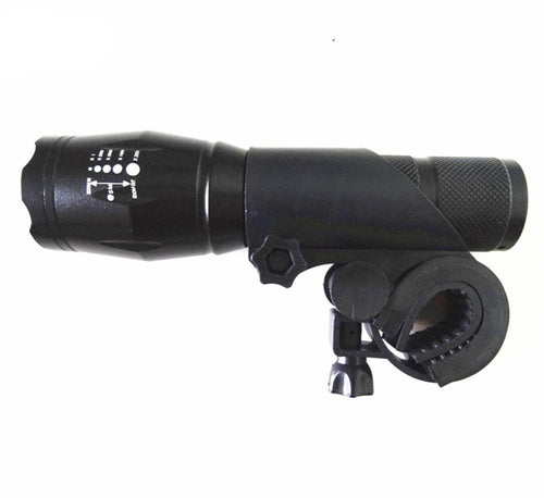 High Power 2000 Lumens LED Bike Torch - Omnia