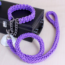 Fashionable Rope Dog Lead - Omnia