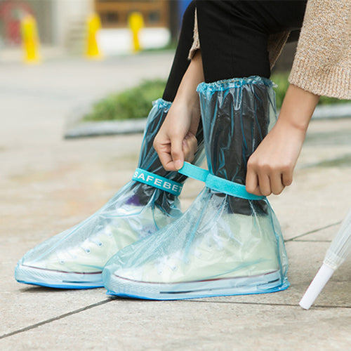 PVC Adjustable Rain Shoe Cover - Omnia