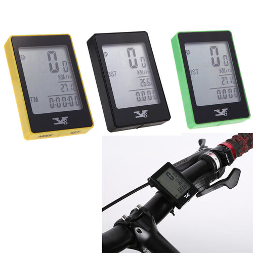 Waterproof Wireless Bike Odometer - Omnia