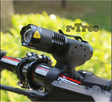 7 Watt 2000 Lumens 3 Mode LED Bike Light - Omnia
