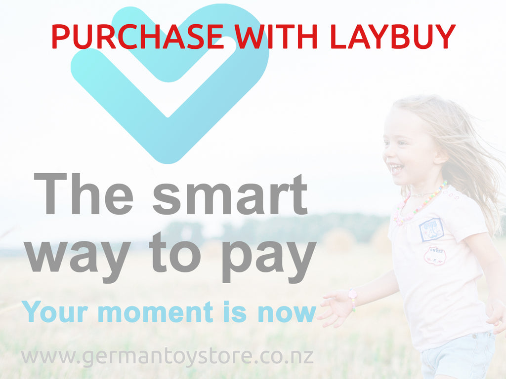 Purchase with Laybuy!
