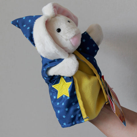 sigikid Magician Bunny Hand Puppet
