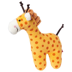 sigikid Grasp Toy Giraffe - Red Stars