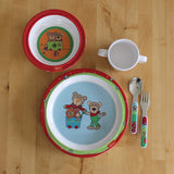 sigikid Wild & Berry Dinner Set Combo