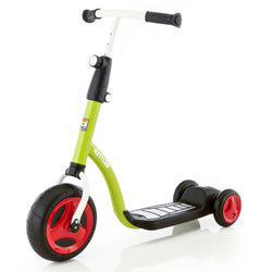 KETTLER Kid's Scooter green / white | German Toy Store