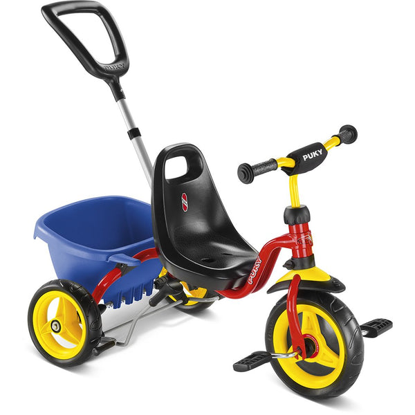PUKY CAT 1S Tricycle - red | Tricycle | German Toy Store