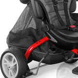 PUKY Ceety CAT S6 Stroller / Tricycle - red