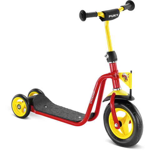 PUKY R1 Scooter - red | Scooter | German Toy Store