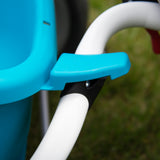 PUKY CAT 1S Tricycle - white / mint - bucket lock