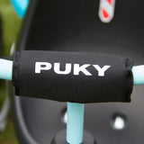 PUKY CAT 1S Tricycle - white / mint -crashpad