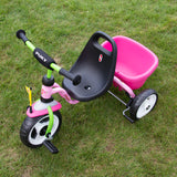 PUKY CAT 1S Tricycle - pink / green