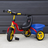 PUKY CAT 1S Tricycle - red