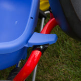 PUKY CAT 1S Tricycle - red - bucket lock