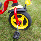 PUKY CAT 1S Tricycle - red - front wheel