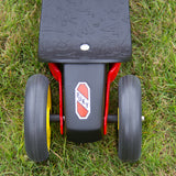 PUKY R1 Scooter - red - rear wheel