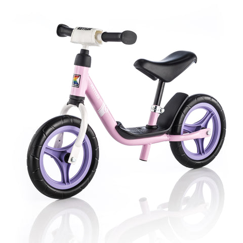 "KETTLER Balance Bike Run 10"" - pink / white 