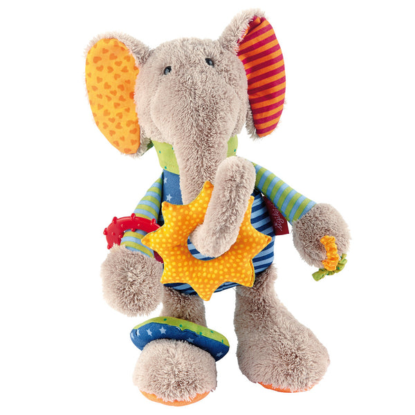sigikid Activity Elephant | Activity Toy | German Toy Store