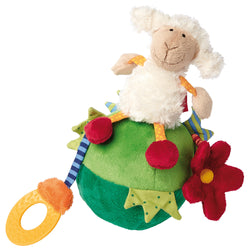 sigikid Activity Sheep Tumbler | Activity Toy | German Toy Store