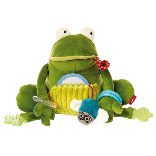 sigikid Activity Frog | Activity Toy | German Toy Store