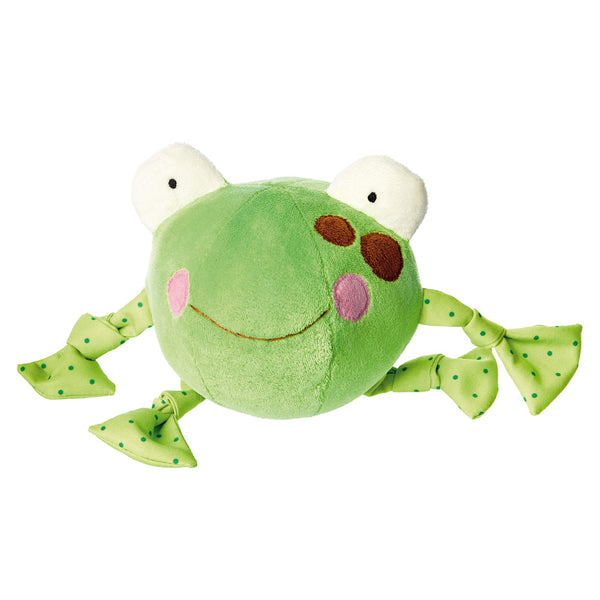 sigikid Soft Ball Frog | Activity Toy | German Toy Store