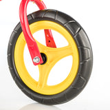 "KETTLER Balance Bike Speedy 10"" - red - front wheel"