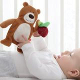 sigikid Activity Comforter Bear | Activity Toy | German Toy Store