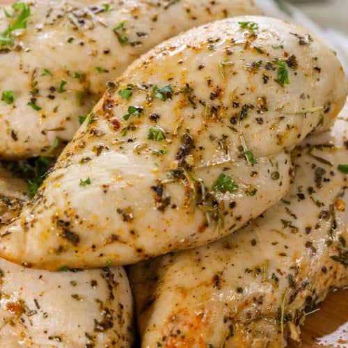 Chicken Breast - 4 Servings - Sauté