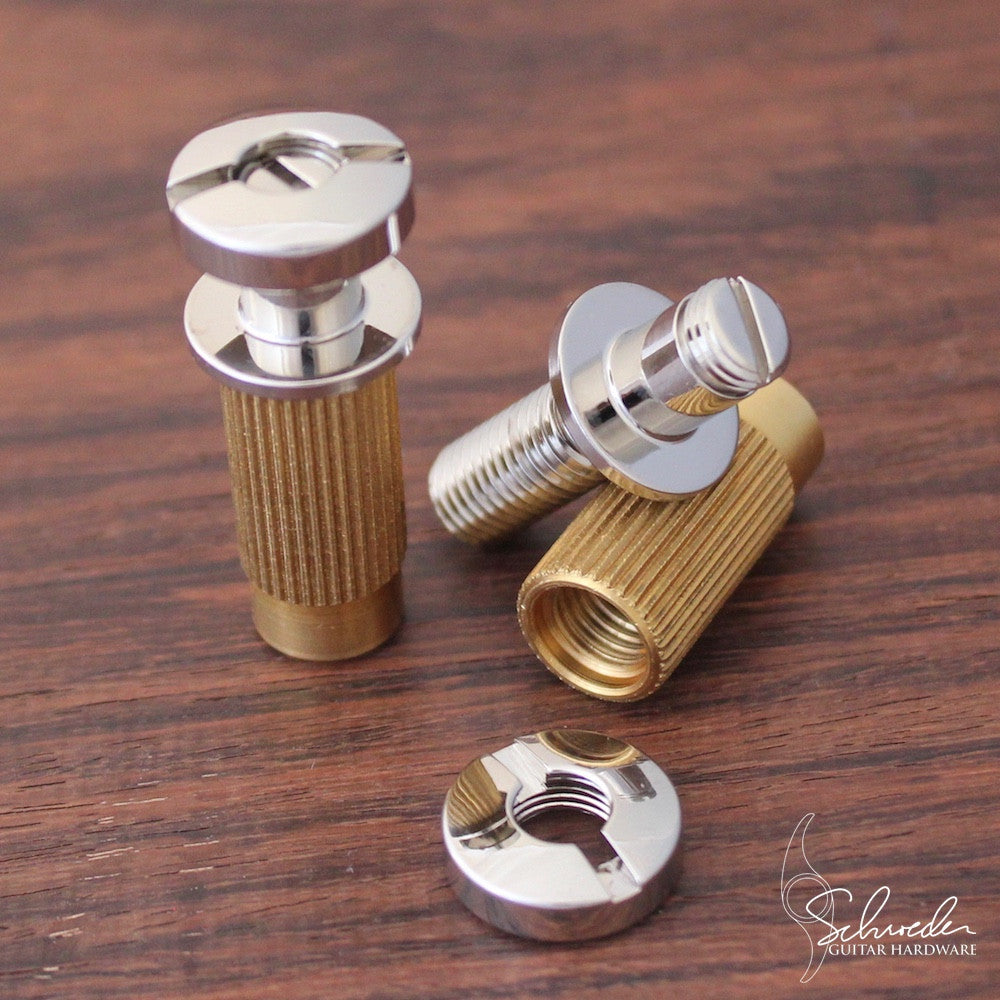 Schroeder Top-Adjustable Locking Studs Nickel