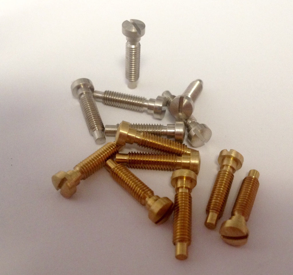 Schroeder TOM Saddle Screws