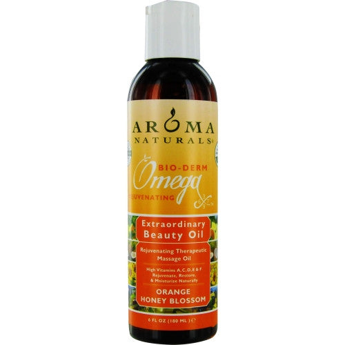 ORANGE HONEY BLOSSOM AROMATHERAPY by  REJUVENATING THERAPEUTIC MASSAGE OIL 6 OZ