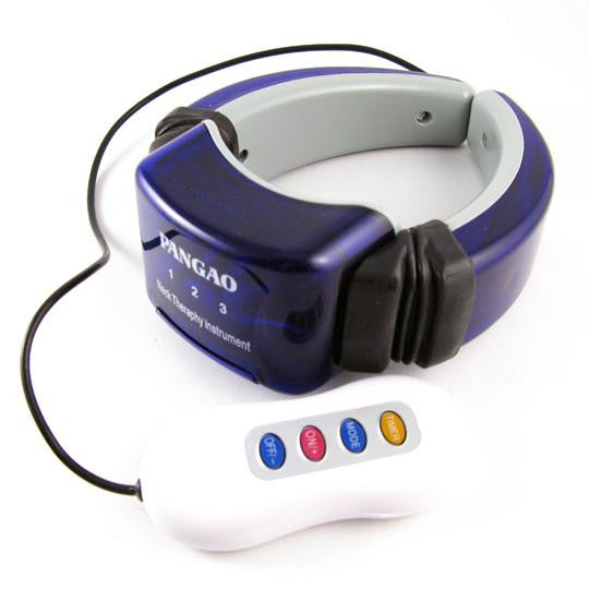 Neck Cervical Vertebra Therapy Care Instrument Massager