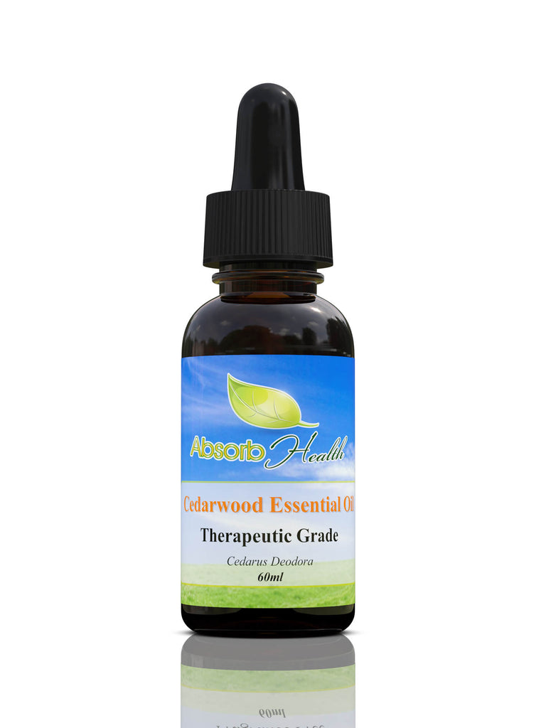 Cedarwood Essential Oil - 1 oz
