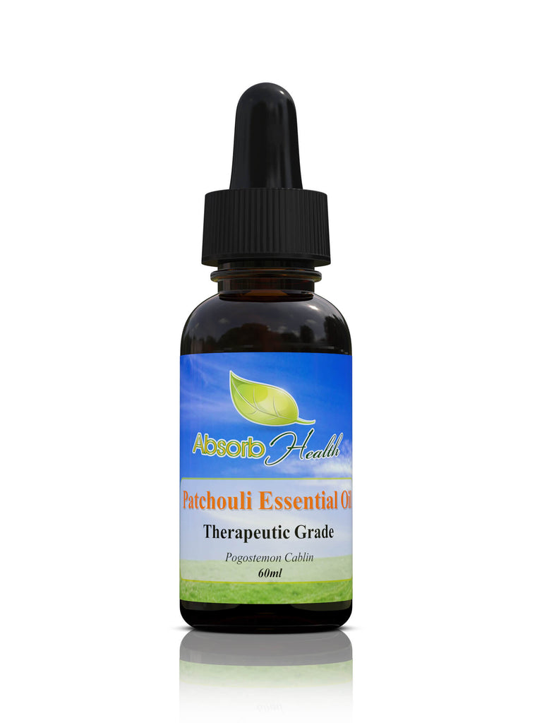 Patchouli Essential Oil - 2 oz
