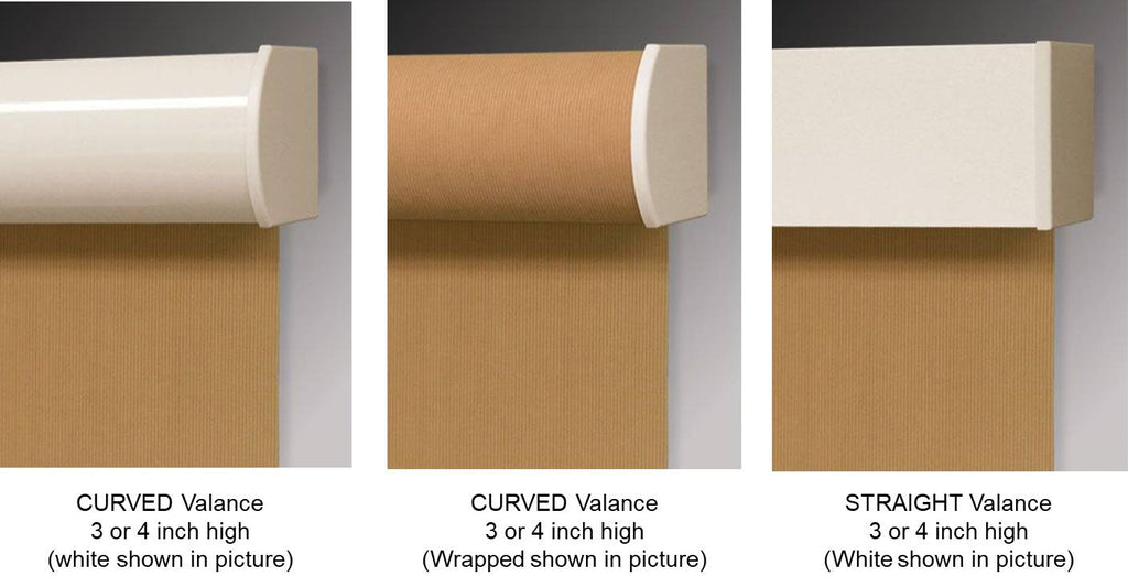 Valance options