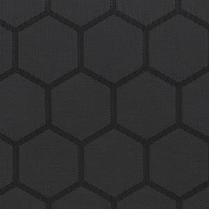 Image of: Fabric: Clear View:  Luxury - ULT Honeycomb Raven.  Leviosa&reg