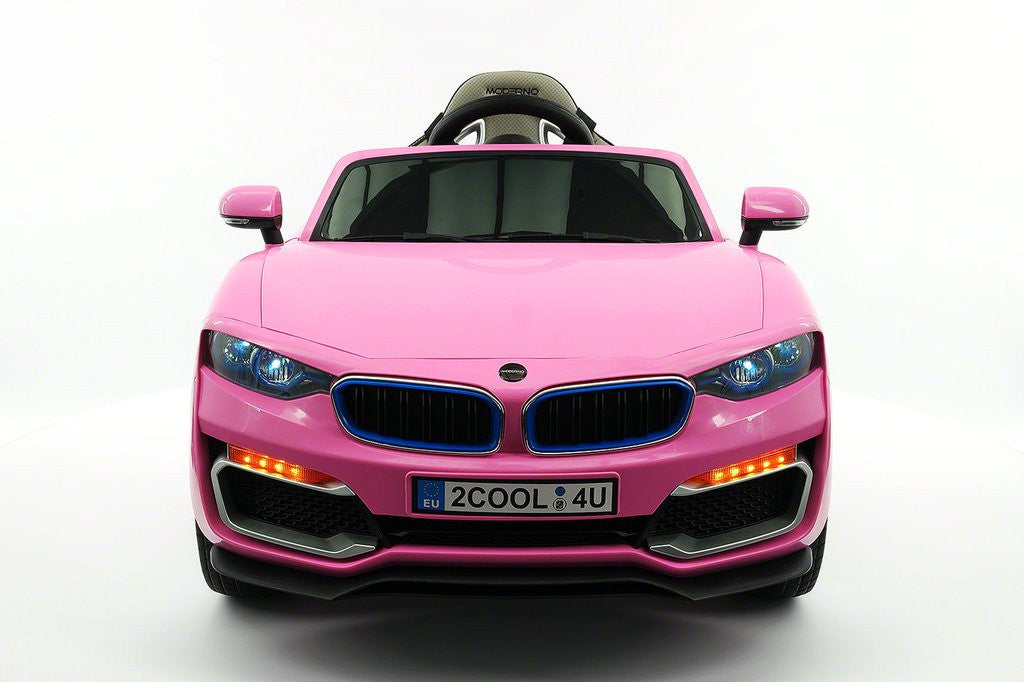 2017 Bmw Racer Style Kids Electric Ride On Car 12v Power