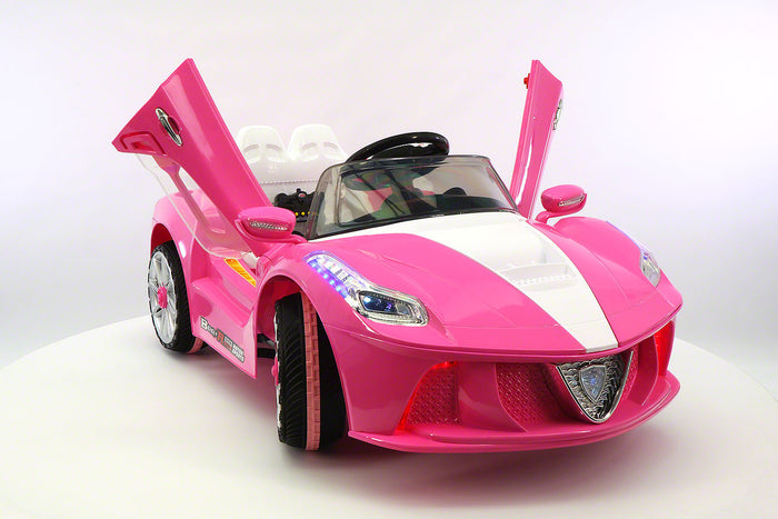2019 SPIDER RACER RIDE-ON CAR TOYS FOR KIDS |  PINK